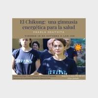 Charla gratuita sobre El Chikung: una gimnasia energética para la salud