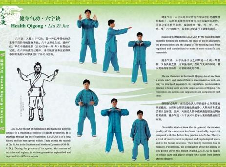 Liu Zi Jue. El Secreto de las Seis Pronunciaciones