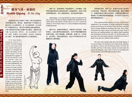 Yi Jin Jing. Tratado del Cambio Músculo-Tendón