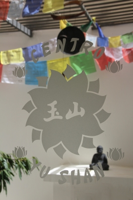 Centro Yu Shan patio